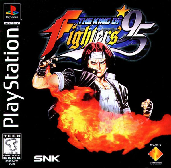 Télécharger King of Fighters 98 ps1